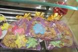 вкусные песочные печеньки