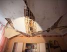 В Кургане в одном из жилых домов рухнули стены.