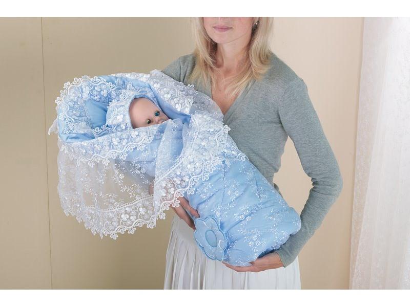 Одеяло для выписки своими руками фото