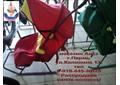 Санки-коляска Фея «Метелица Люкс» с тентом