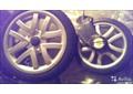 Колеса для детской коляски Капелла(Жетем)