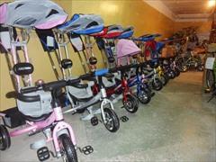 Велосипеды детские с управлением