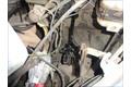 Моторный отсек, рулевой карданный вал