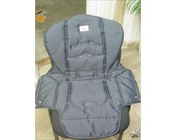 покрытие сиденья серое от детской коляски CAM dinamico 4S