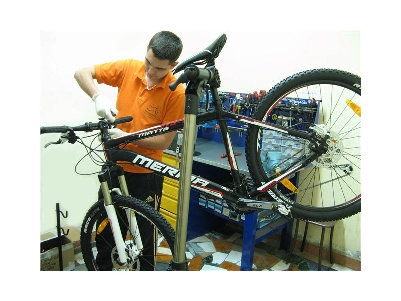 Ремонтируем своими руками велосипед 129