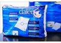 Пеленки гигиенические впитывающие детские Dailee