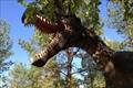 """""""Динозаврик"""" - Динопарк в 40км от Магнитогорска в Абзелиловском районе ..."""